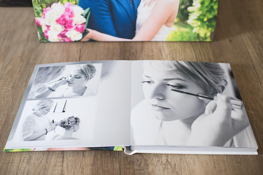 Wedding photobook, photo album, wedding photographer in Italy