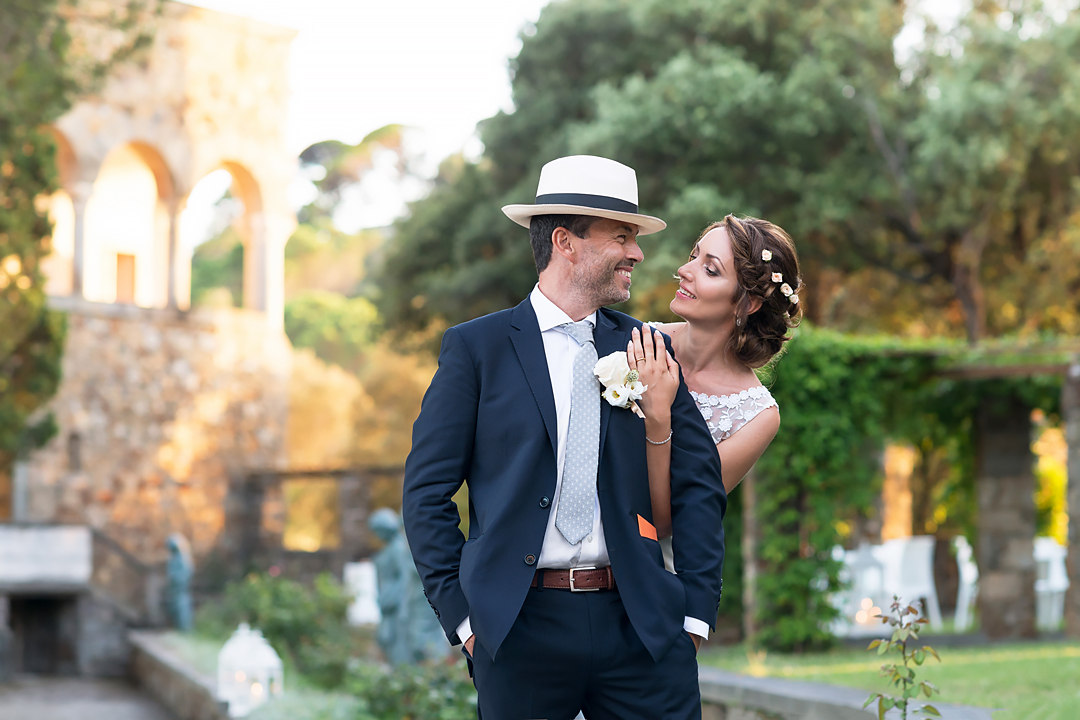 How to organize beautiful wedding in Italy and choose the location
