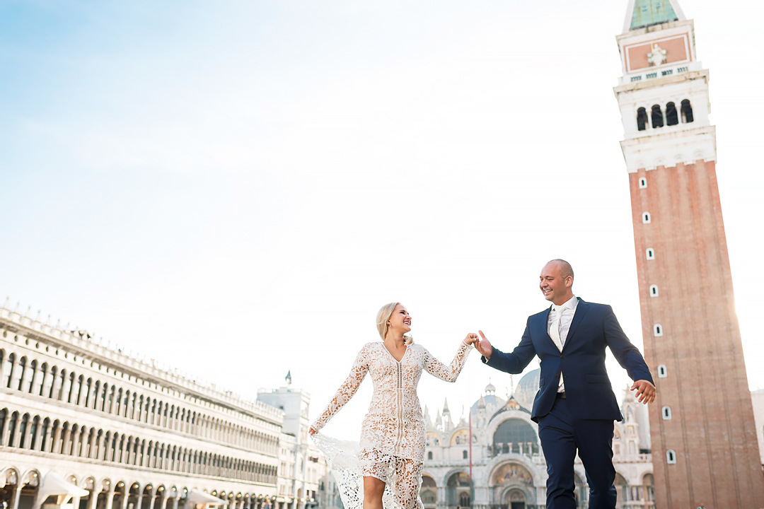 Civil wedding in Venice, wedding photographer in Venice