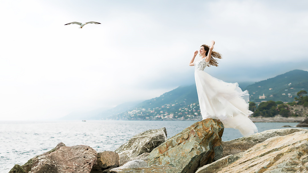 Discounts on booking wedding photographer services in Italy 2018
