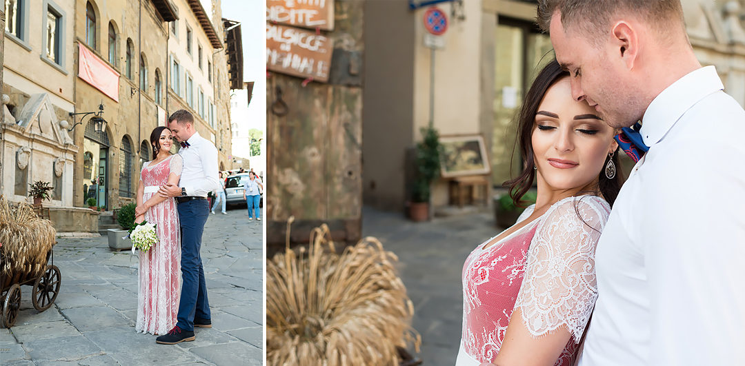 arezzo tuscany wedding photo