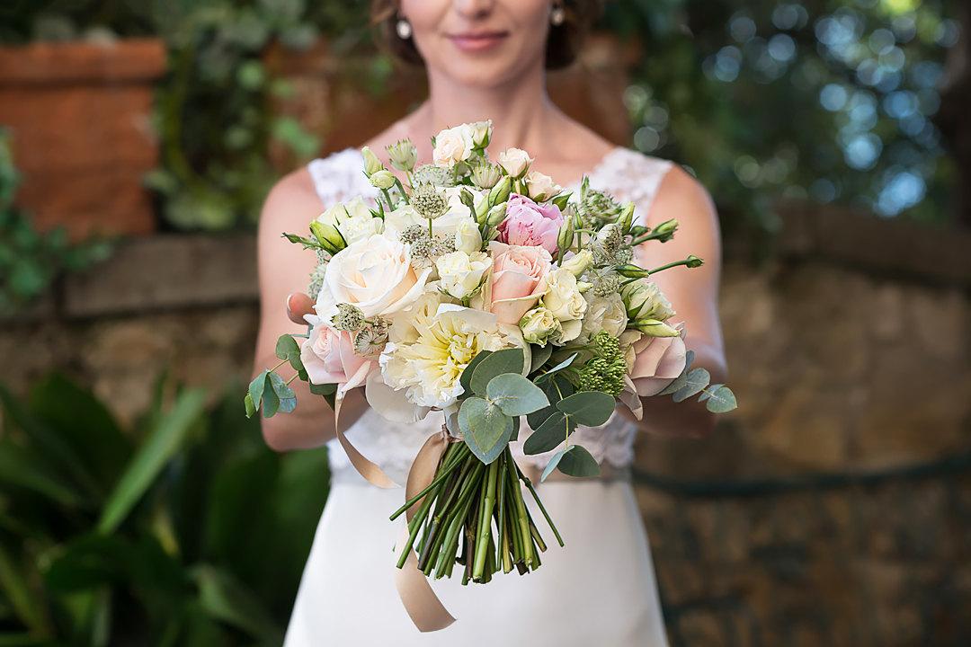 Bouquet Della Sposa.Wedding In Sestri Levante Wedding Photographer In Genoa Liguria