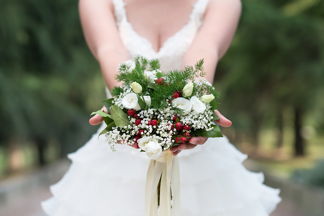 bride bouquet langhe