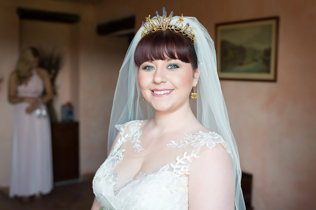 brides portrait asti