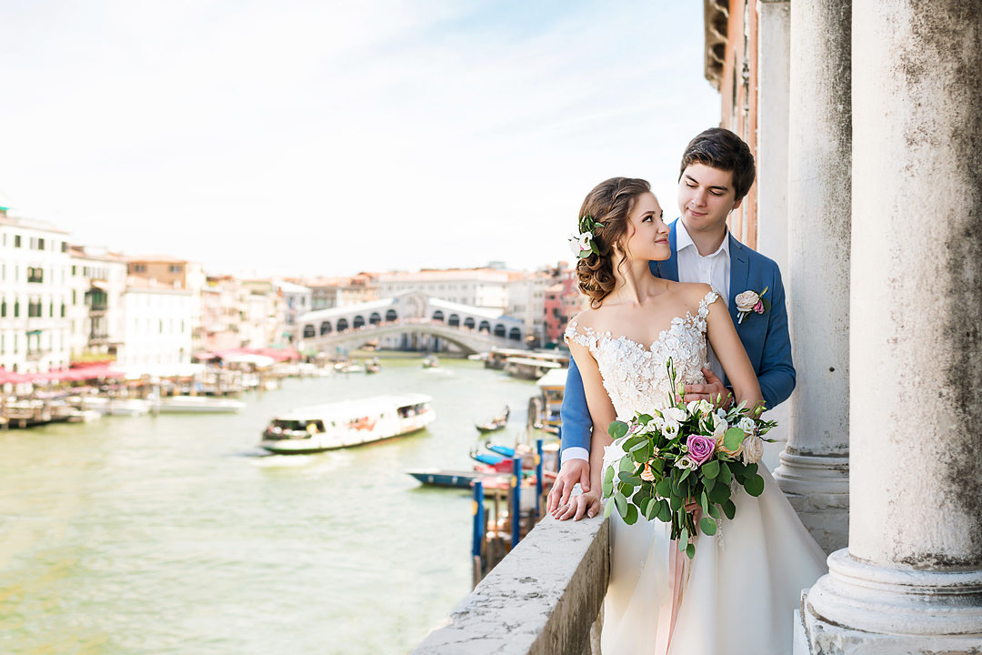 civil ceremony at palazzo cavalli venice