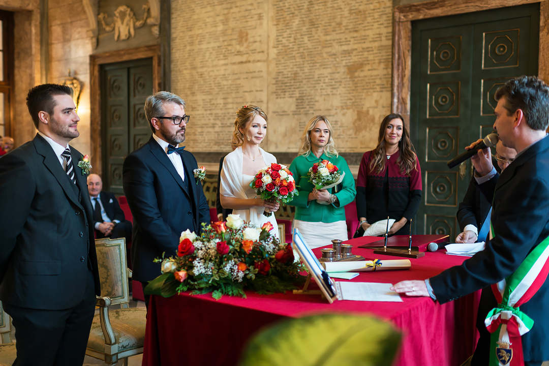 civil ceremony turin
