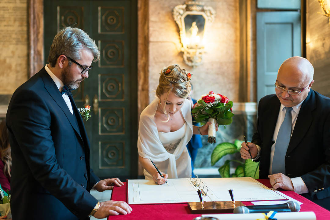 get married in italy turin