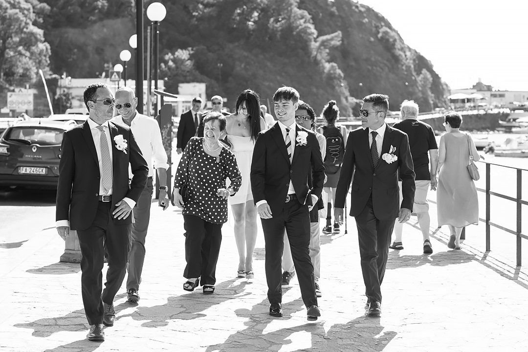 groom wedding sestri levante