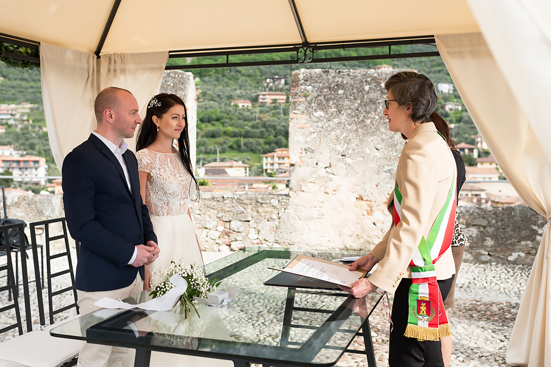official wedding malcesine