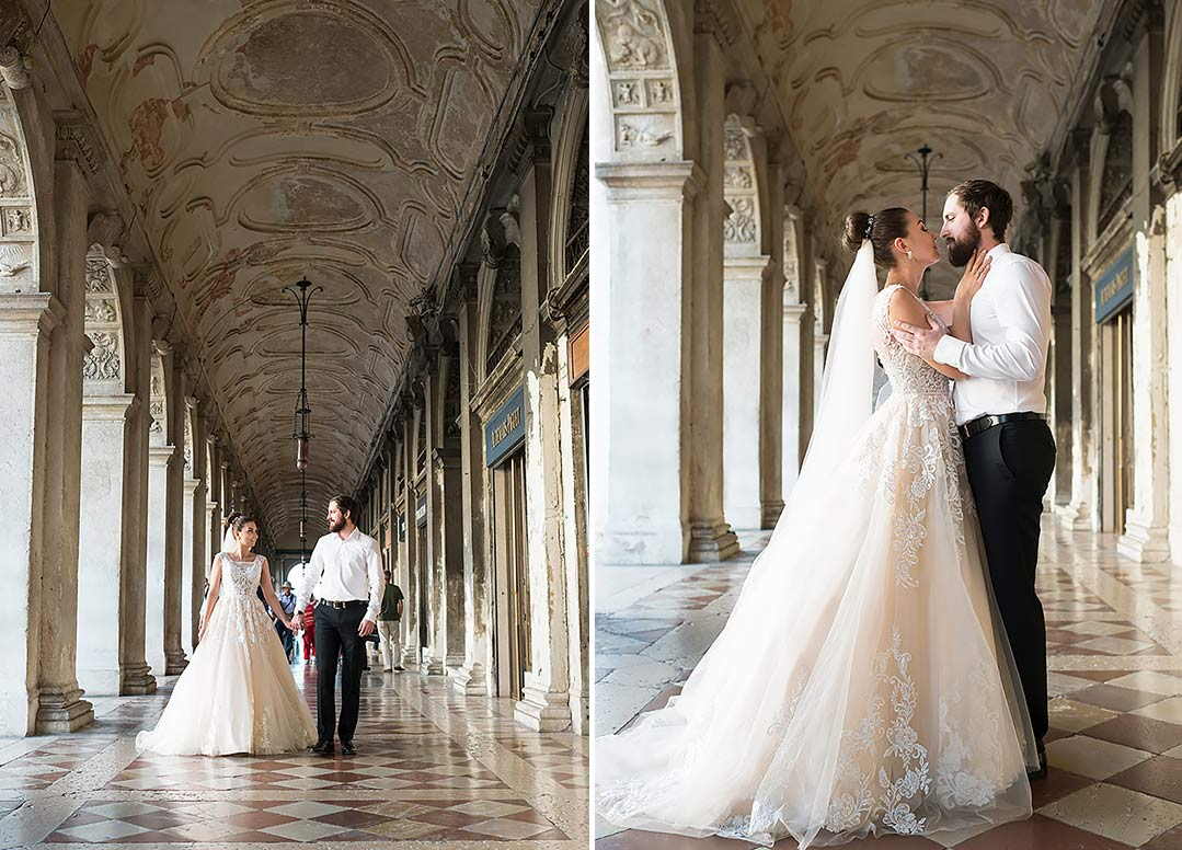 piazza san marco venice wedding
