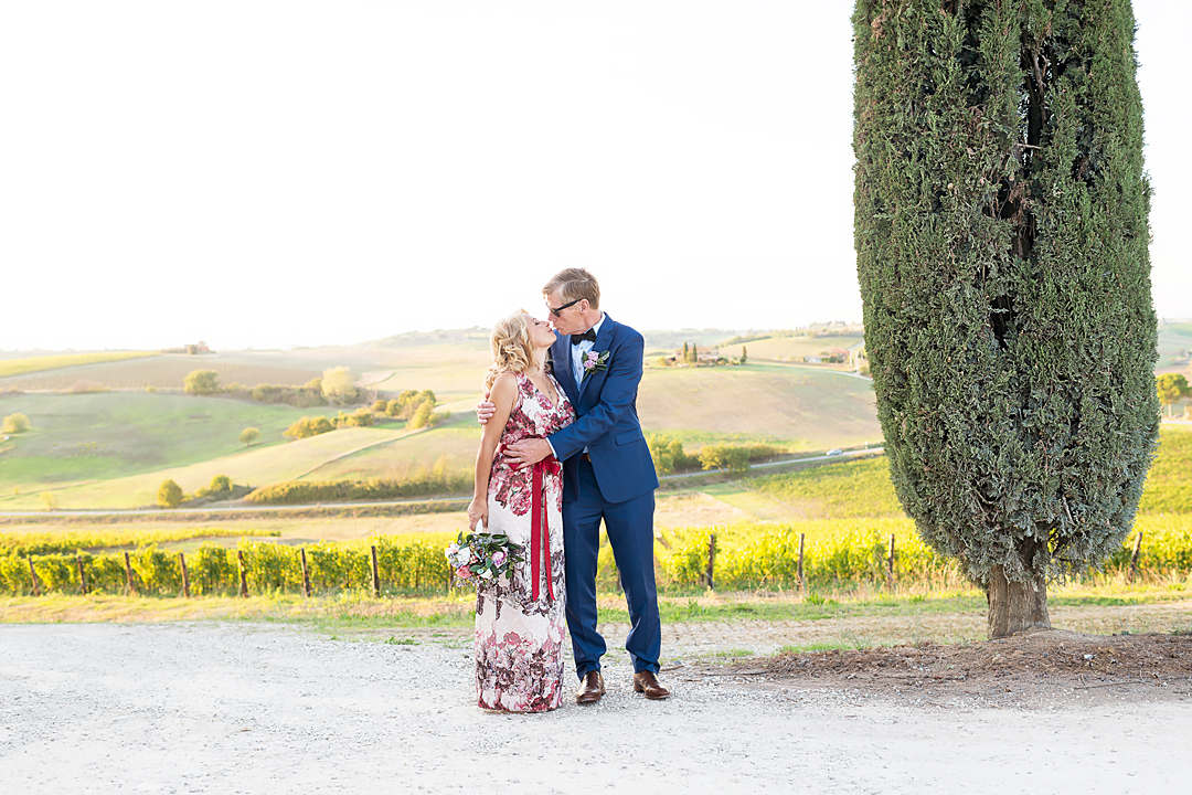 tuscany wedding rhonda