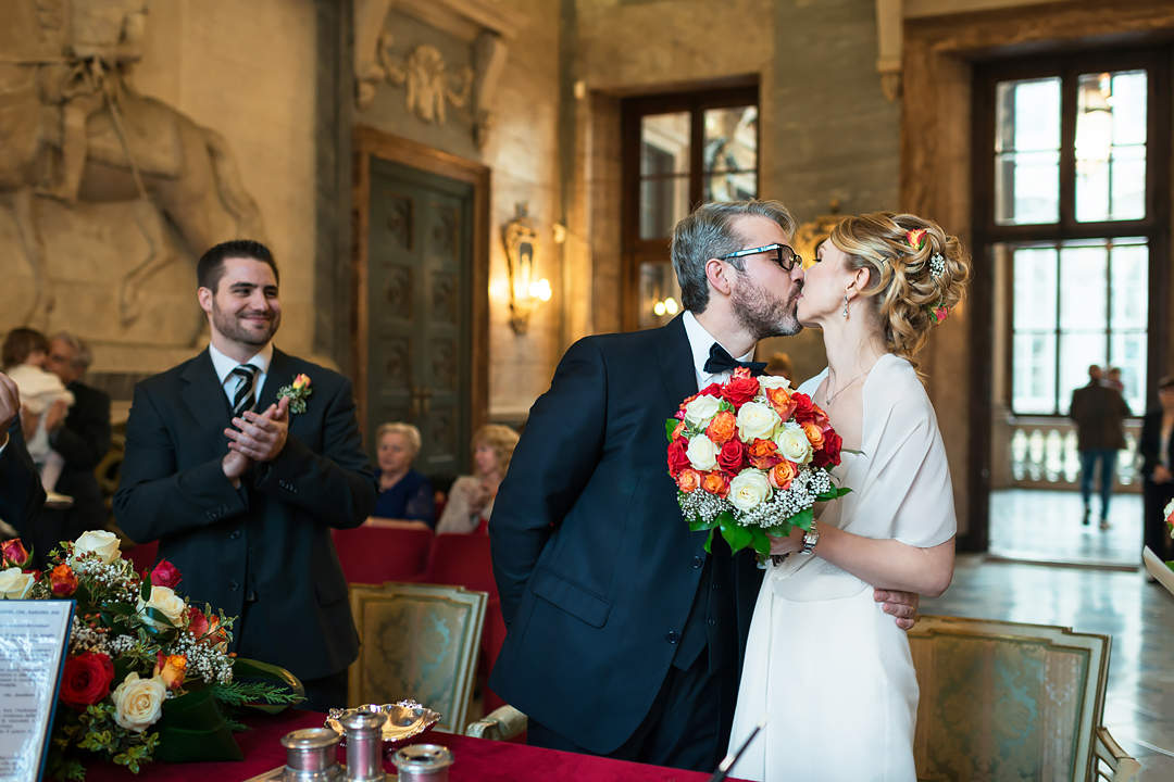 wedding in marble hall turin