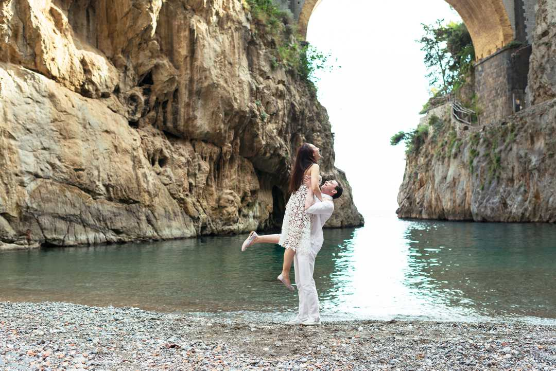 wedding photo positano
