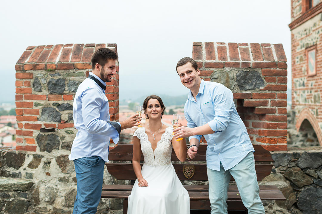 wedding photo shoot in italy ivrea