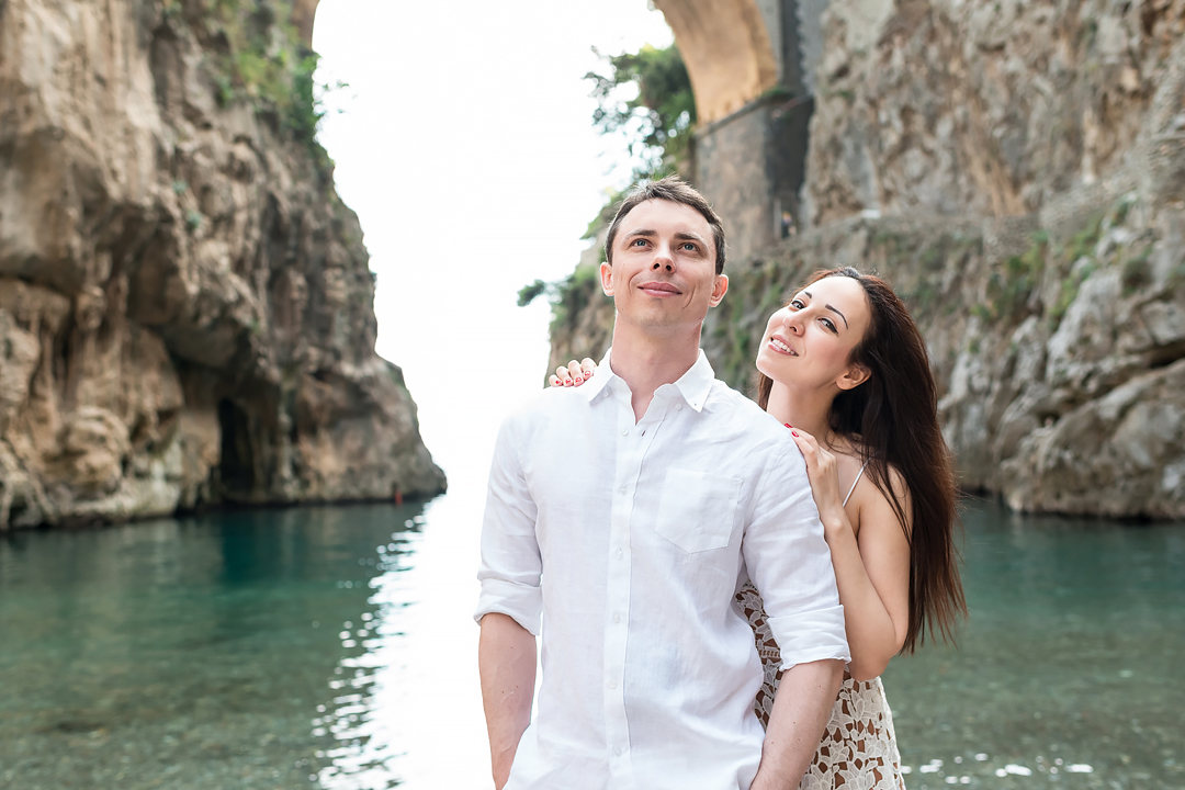 wedding photo shoot ravello nelia