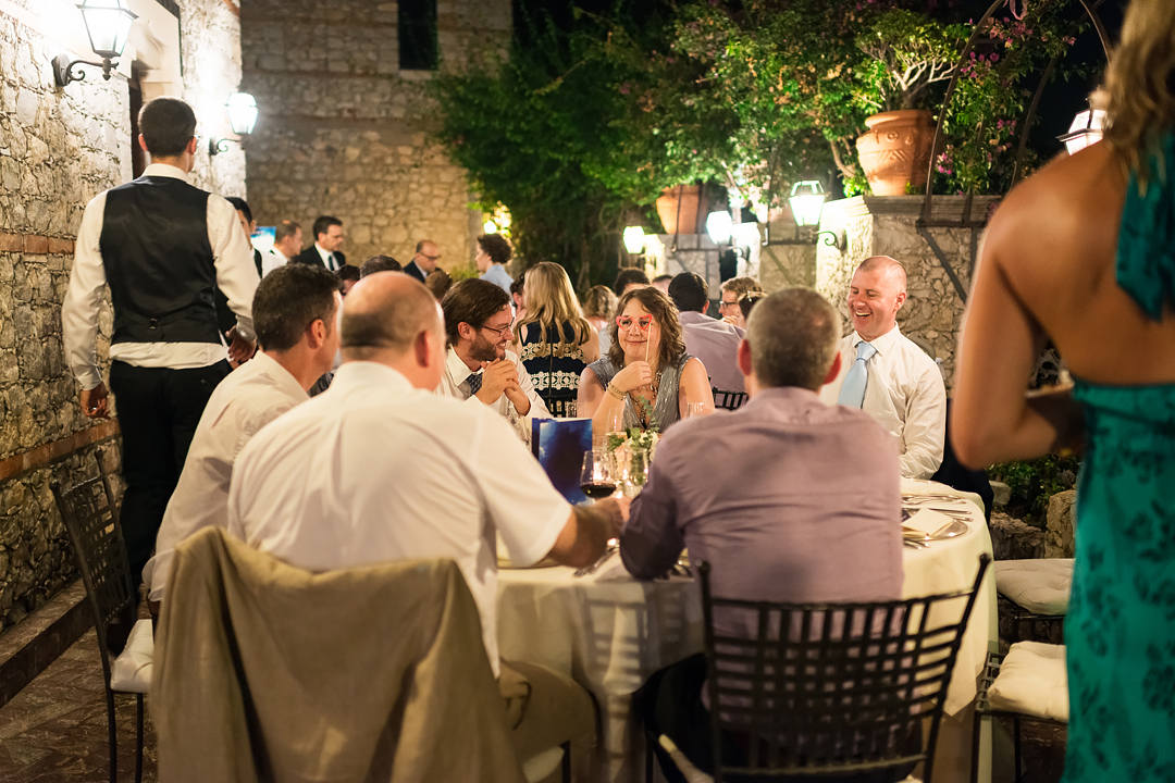 wedding restaurant taormina