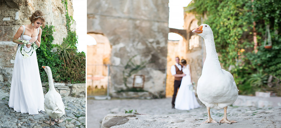 wedding shooting in sanremo